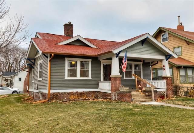1900 E 13th Street, Des Moines, IA 50316 (MLS #618848) :: Pennie Carroll & Associates