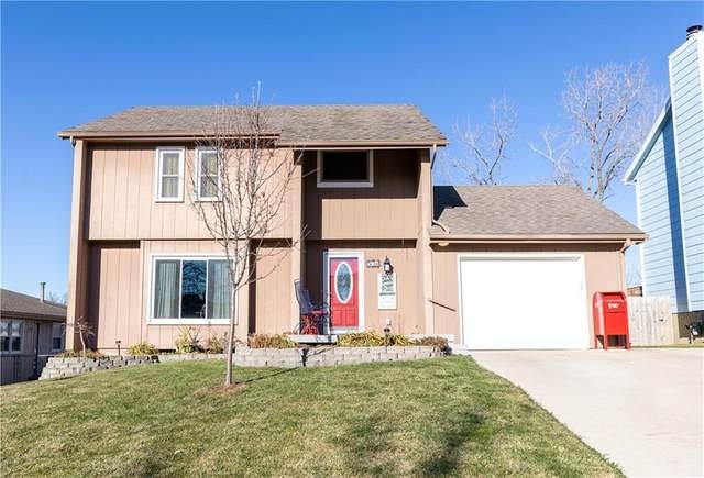 504 E Spring Street, Des Moines, IA 50315 (MLS #618885) :: Pennie Carroll & Associates