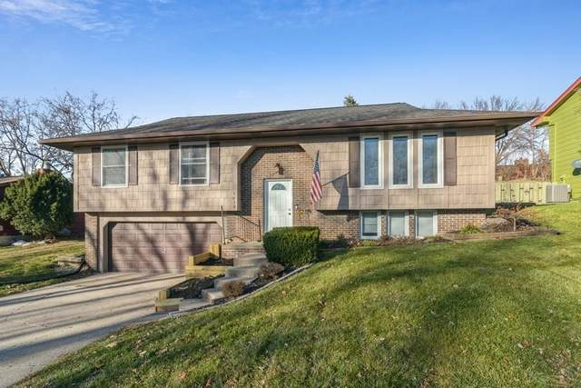 1010 Caroline Terrace, Indianola, IA 50125 (MLS #618960) :: Pennie Carroll & Associates