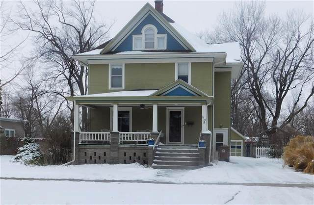 1309 Main Street, Grinnell, IA 50112 (MLS #619612) :: Moulton Real Estate Group