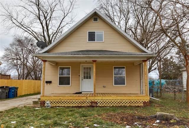 2325 Maple Street, Des Moines, IA 50317 (MLS #619830) :: Moulton Real Estate Group