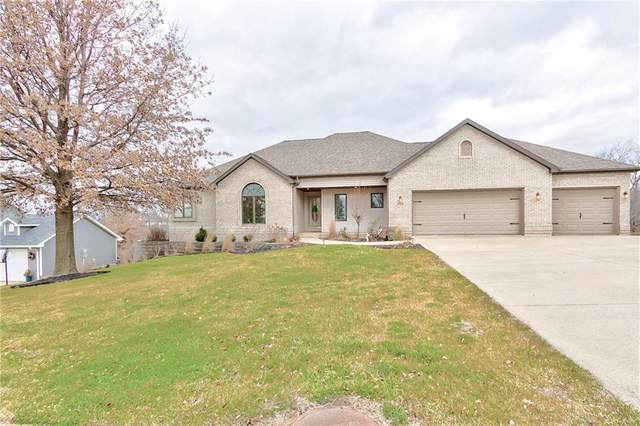723 Fox Run Drive, Oskaloosa, IA 52577 (MLS #619845) :: Moulton Real Estate Group