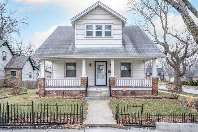 2542 Logan Avenue, Des Moines, IA 50317 (MLS #619949) :: Moulton Real Estate Group