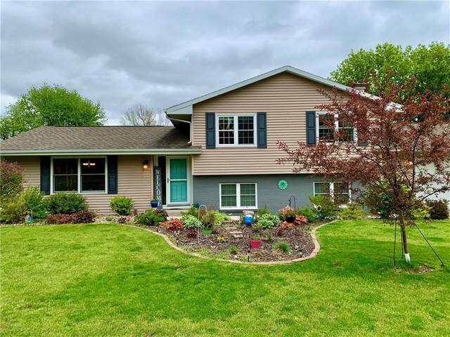 3 Spring Circle, Grinnell, IA 50112 (MLS #620238) :: Better Homes and Gardens Real Estate Innovations