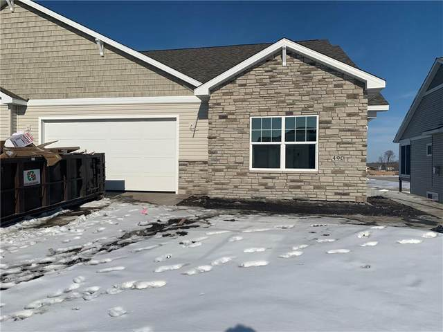 490 Bella Vista Court, Huxley, IA 50124 (MLS #620469) :: Better Homes and Gardens Real Estate Innovations