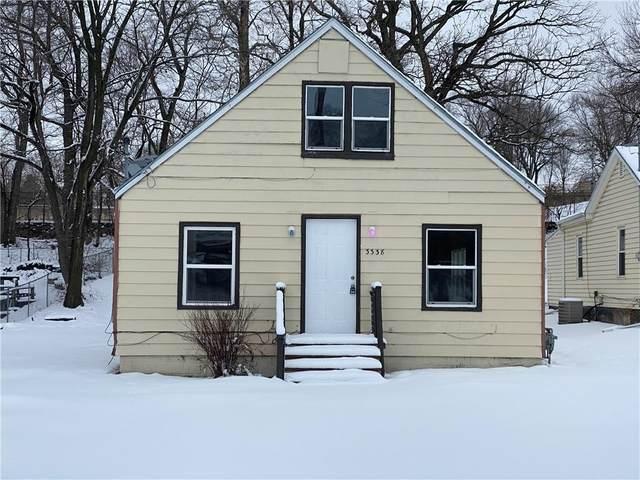 3338 Dubuque Avenue, Des Moines, IA 50317 (MLS #620657) :: Moulton Real Estate Group
