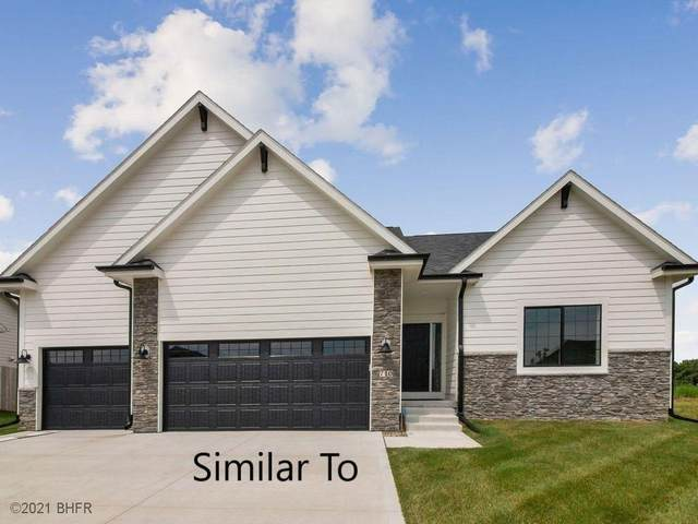 1613 NW Prairie Creek Drive, Grimes, IA 50111 (MLS #620754) :: Pennie Carroll & Associates
