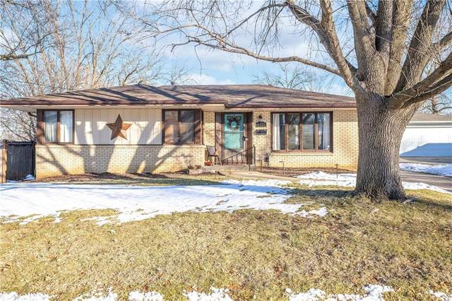 4101 33rd Street, Des Moines, IA 50310 (MLS #620787) :: EXIT Realty Capital City