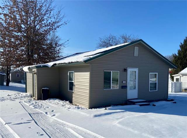 506 E South Street, Knoxville, IA 50150 (MLS #620792) :: EXIT Realty Capital City