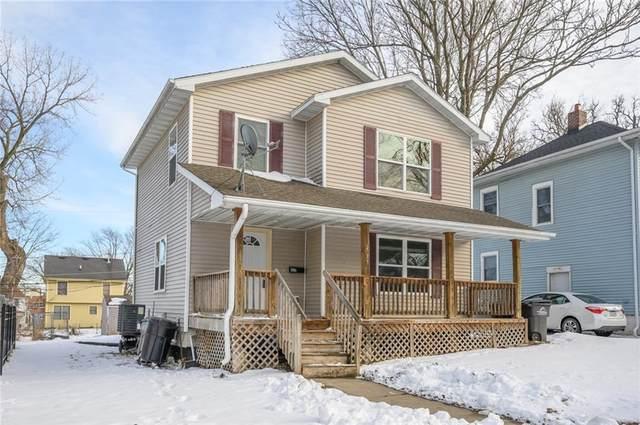 1537 10th Street, Des Moines, IA 50314 (MLS #620805) :: Pennie Carroll & Associates