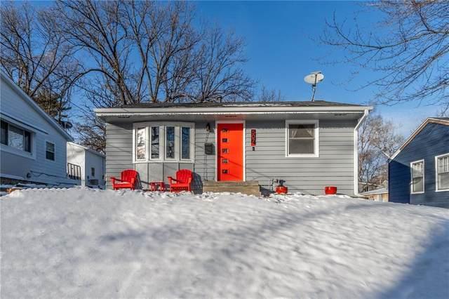 507 Davis Avenue, Des Moines, IA 50315 (MLS #620841) :: Moulton Real Estate Group