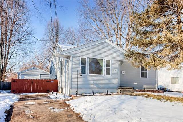 2412 E 25th Street, Des Moines, IA 50317 (MLS #620867) :: Better Homes and Gardens Real Estate Innovations