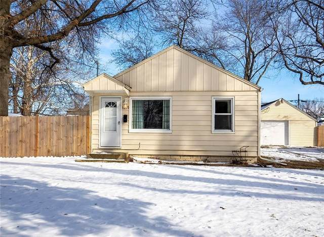 4135 Columbia Street, Des Moines, IA 50313 (MLS #620889) :: Better Homes and Gardens Real Estate Innovations