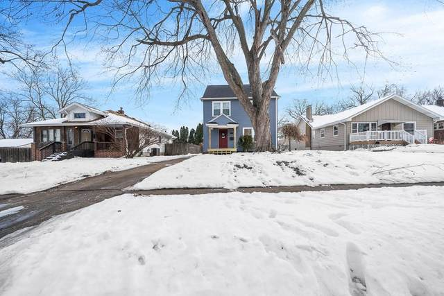 2415 40th Place, Des Moines, IA 50310 (MLS #620916) :: EXIT Realty Capital City