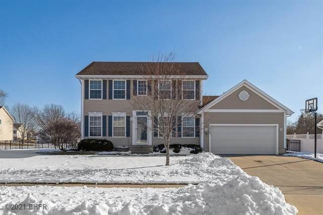 1033 63rd Street, West Des Moines, IA 50266 (MLS #620936) :: Moulton Real Estate Group