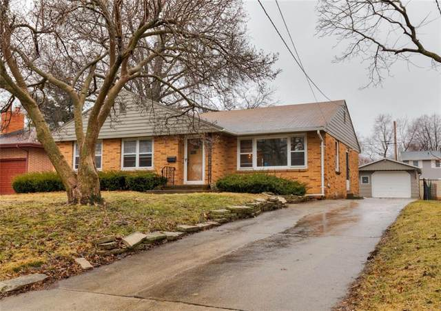 2512 48th Place, Des Moines, IA 50310 (MLS #620948) :: EXIT Realty Capital City