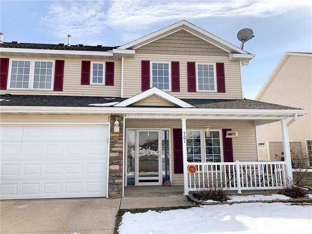 2005 SW 35th Street #701, Ankeny, IA 50023 (MLS #621119) :: Moulton Real Estate Group
