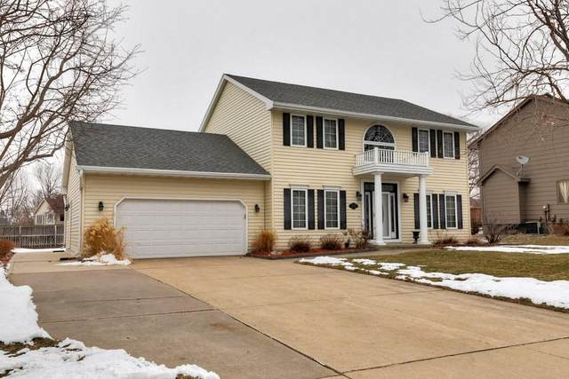 2722 NW 3rd Street, Ankeny, IA 50023 (MLS #621167) :: Moulton Real Estate Group