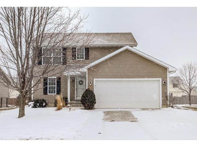 2000 SE Prairie Creek Drive, Waukee, IA 50263 (MLS #621205) :: Pennie Carroll & Associates