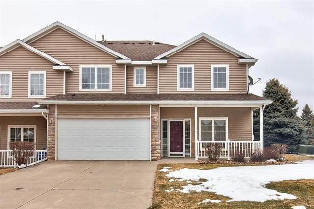 10635 Hickory Drive #6, Urbandale, IA 50322 (MLS #621229) :: Pennie Carroll & Associates