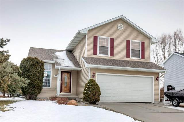 1401 SE Rio Drive, Ankeny, IA 50021 (MLS #621239) :: Moulton Real Estate Group