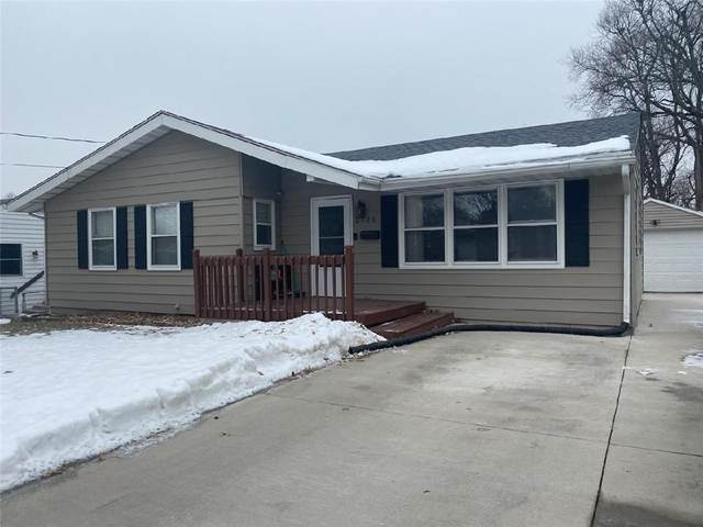 2720 E 39th Court, Des Moines, IA 50317 (MLS #621242) :: EXIT Realty Capital City