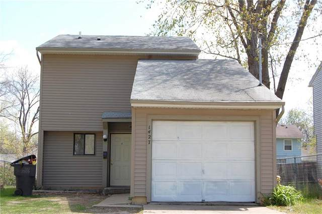 1427 Stewart Street, Des Moines, IA 50316 (MLS #621255) :: EXIT Realty Capital City
