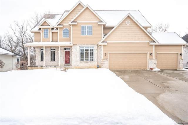9816 Brookview Drive, Urbandale, IA 50322 (MLS #622459) :: Better Homes and Gardens Real Estate Innovations