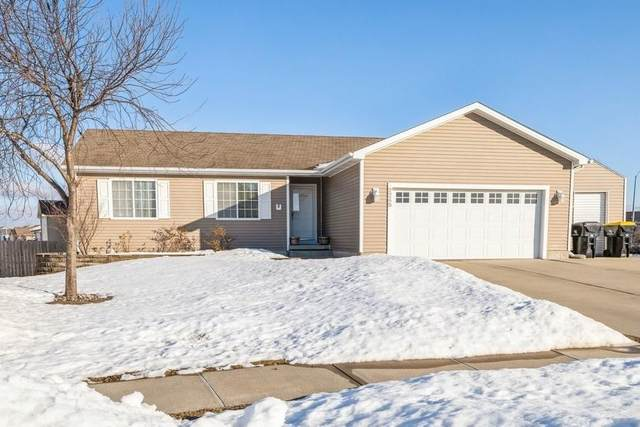2245 SE Prairie Creek Drive, Waukee, IA 50263 (MLS #623013) :: Moulton Real Estate Group