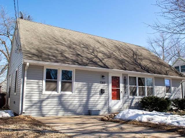 7303 SW 13th Street, Des Moines, IA 50315 (MLS #623591) :: Pennie Carroll & Associates