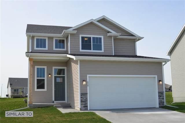 111 SE Dorr Drive, Pleasant Hill, IA 50327 (MLS #625073) :: EXIT Realty Capital City
