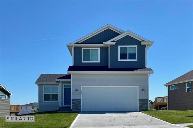 156 SE Dorr Drive, Pleasant Hill, IA 50327 (MLS #625078) :: EXIT Realty Capital City