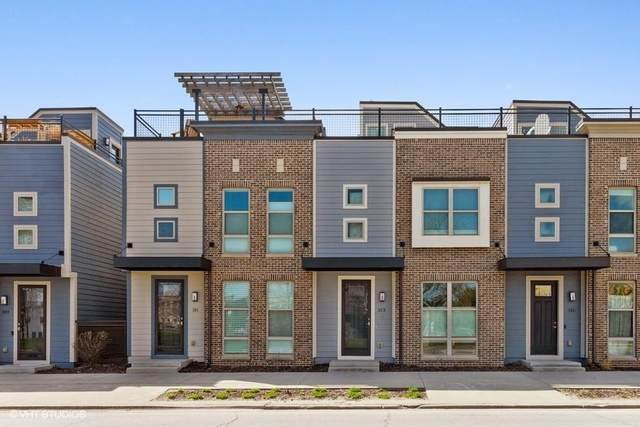 528 2nd Avenue #313, Des Moines, IA 50309 (MLS #625699) :: Pennie Carroll & Associates