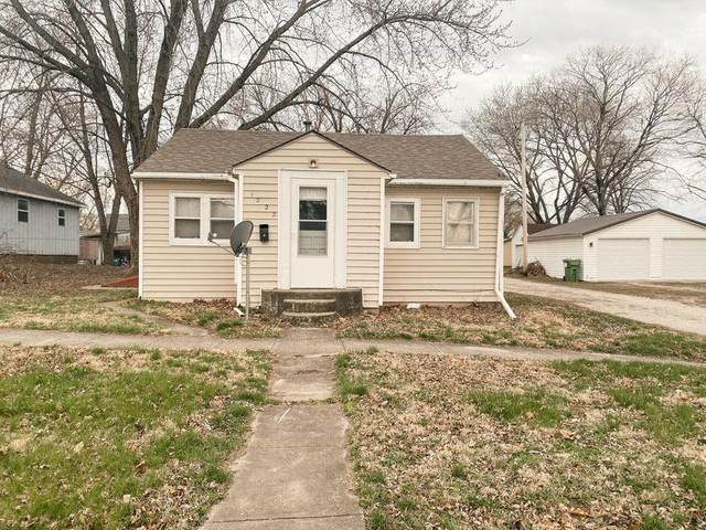 1322 10th Street, Nevada, IA 50201 (MLS #625799) :: EXIT Realty Capital City