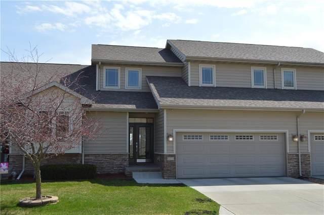 5437 Prairie Parkway, Johnston, IA 50131 (MLS #625806) :: Pennie Carroll & Associates