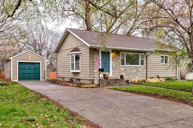 1406 Stafford Avenue, Ames, IA 50010 (MLS #626152) :: Better Homes and Gardens Real Estate Innovations