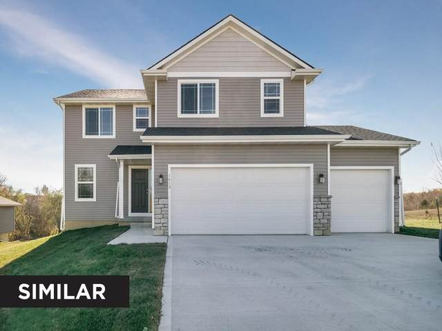 1307 NW Reinhart Drive, Ankeny, IA 50023 (MLS #626250) :: Better Homes and Gardens Real Estate Innovations