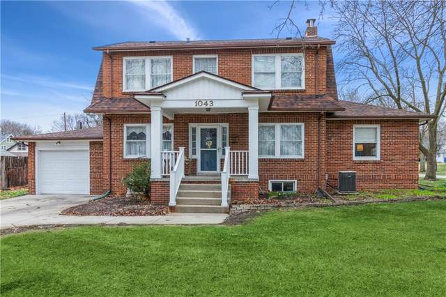 1043 Polk Boulevard, Des Moines, IA 50311 (MLS #626257) :: Moulton Real Estate Group