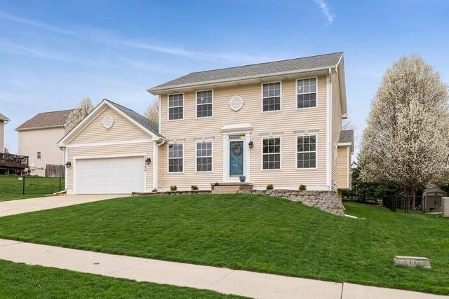 14449 Briarwood Lane, Urbandale, IA 50323 (MLS #626279) :: Pennie Carroll & Associates