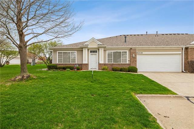 7610 Wistful Vista Drive #103, West Des Moines, IA 50266 (MLS #626314) :: Better Homes and Gardens Real Estate Innovations