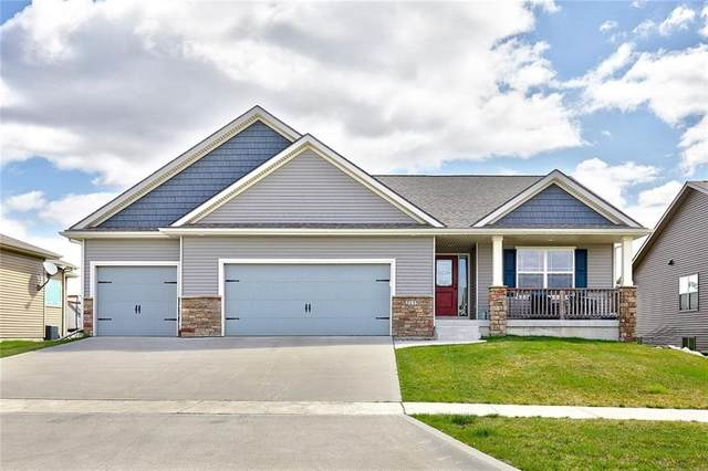 2115 NW College Avenue, Ankeny, IA 50023 (MLS #626575) :: Better Homes and Gardens Real Estate Innovations