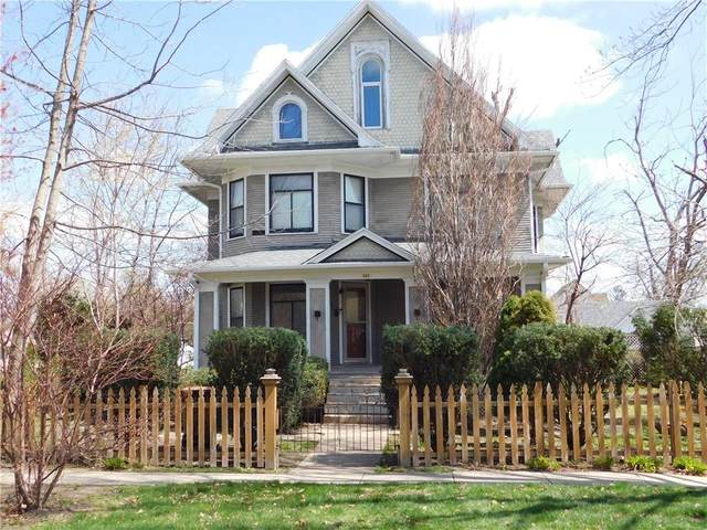 932 Elm Street, Grinnell, IA 50112 (MLS #626663) :: Moulton Real Estate Group