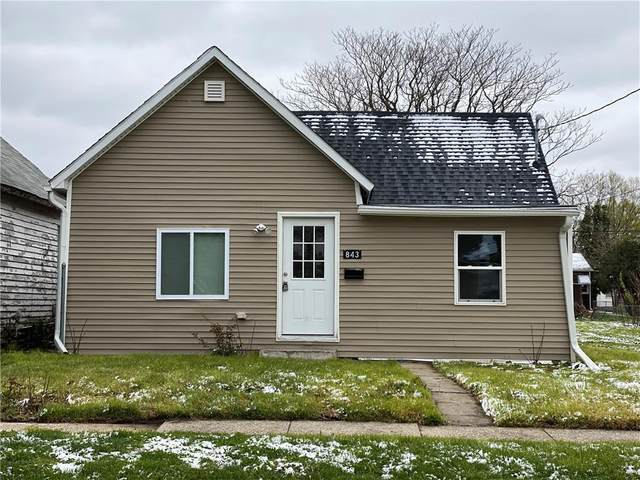 843 E 24th Court, Des Moines, IA 50317 (MLS #626975) :: EXIT Realty Capital City