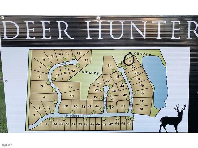 00 Deer Hunters Plat 2 Run, Van Meter, IA 50261 (MLS #627072) :: EXIT Realty Capital City
