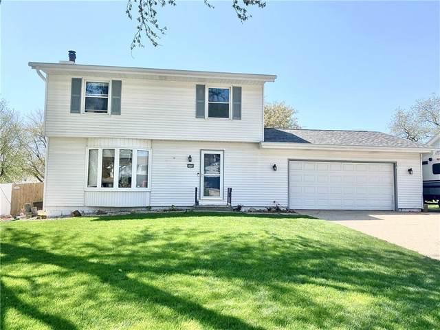 3416 Patricia Drive, Urbandale, IA 50322 (MLS #627105) :: Moulton Real Estate Group