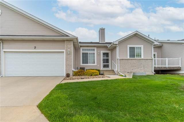 2300 E Luster Lane #7, Des Moines, IA 50320 (MLS #627123) :: EXIT Realty Capital City