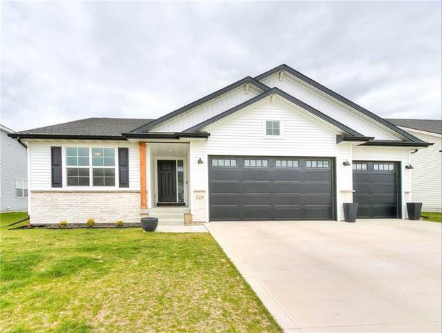 220 Aaron Avenue NW, Bondurant, IA 50035 (MLS #627158) :: Moulton Real Estate Group