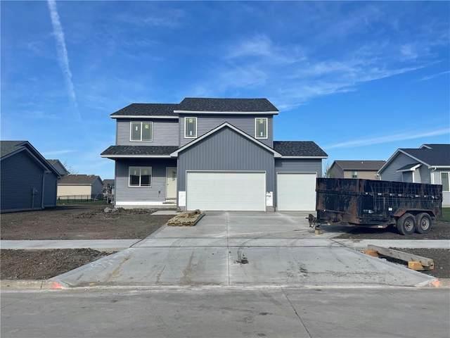 611 Prairie View Drive, Huxley, IA 50124 (MLS #627168) :: Moulton Real Estate Group