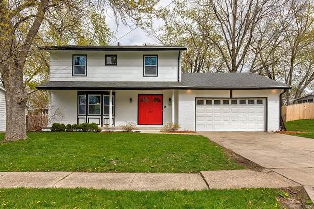 4029 46th Street, Des Moines, IA 50310 (MLS #627203) :: Moulton Real Estate Group