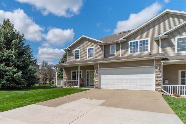 10515 Hickory Drive #1, Urbandale, IA 50322 (MLS #627236) :: Moulton Real Estate Group
